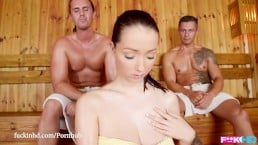 Rough Pounding For Cute Teenie With Tight Snatch