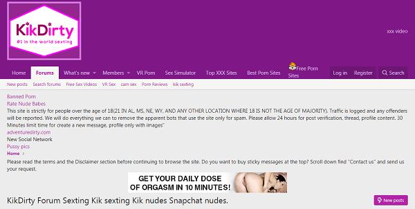 kik-dirty.com